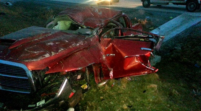 Two Men Injured In Osage County Rollover Wreck