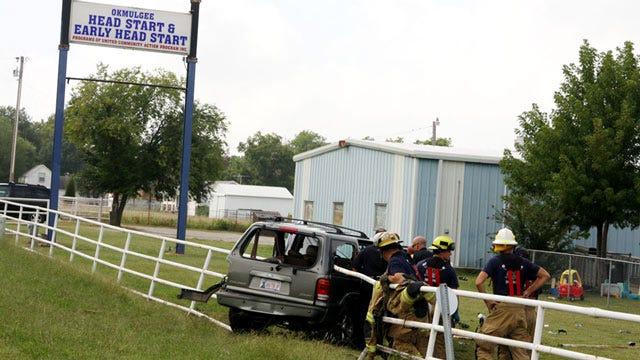 Driver Pronounced Dead After Okmulgee Crash