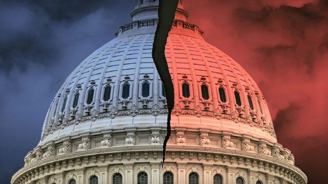 Federal Government Shutdown Begins