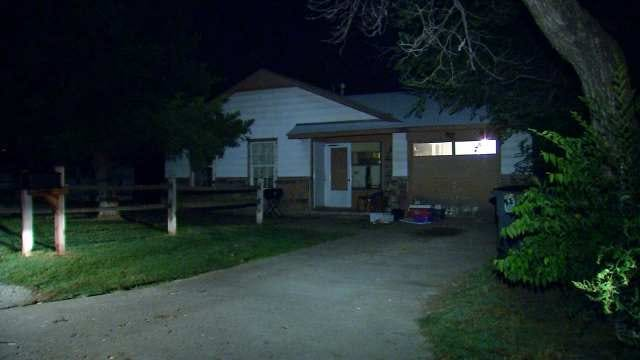Two Men Shot During Tulsa Home Invasion