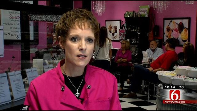 Weatherford Sweet Shop Has Mission To Feed Hungry Kids