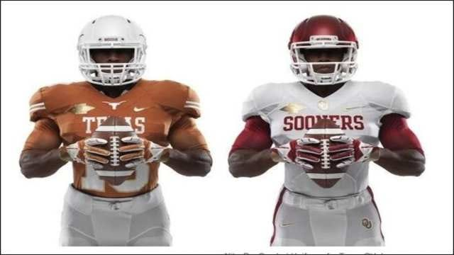 Competition Already Heating Up Days Before Red River Rivalry