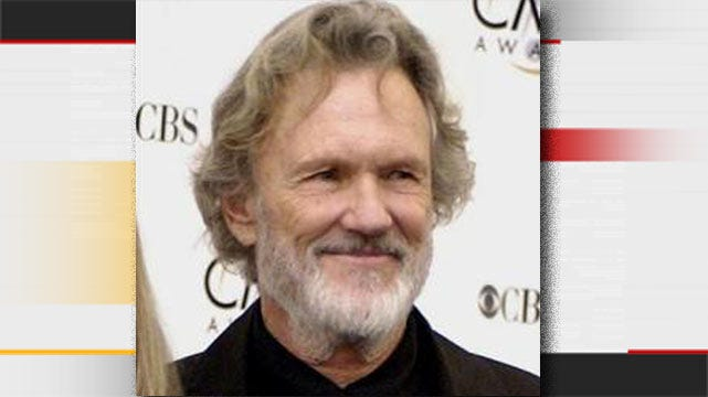 Kris Kristofferson To Hold Woody Guthrie Home Benefit Concert