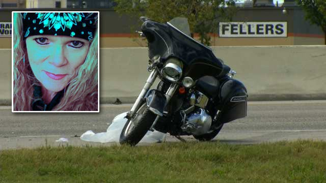 Motorcycle Procession Honors Woman Killed In Crash On BA Expressway