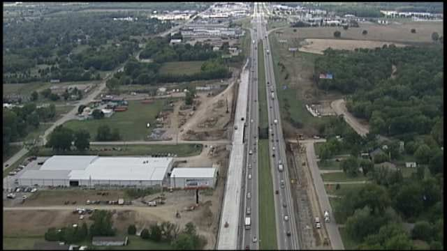 ODOT Prepares To Rebuild Two More Sections Of I-244 In Tulsa