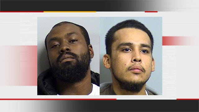 Tulsa Police: Officer Recovers Stolen Pickup, Credit Cards, Checks