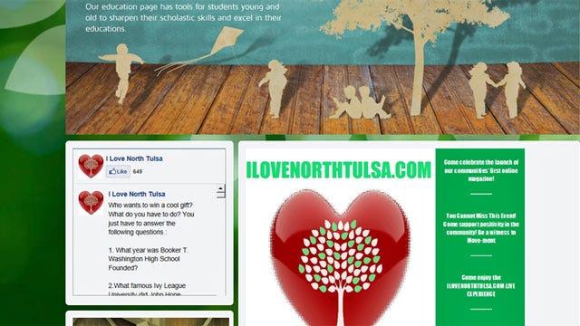 Group Launches 'I Love North Tulsa.Com'
