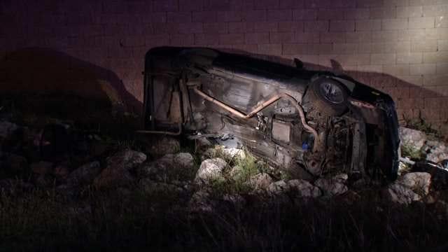 Troopers Investigate Fatal Crash On Creek Turnpike In Broken Arrow
