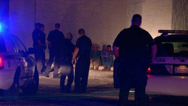 Woman Stabbed Outside East Tulsa Taco Truck
