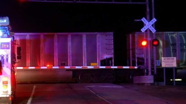 Man Lying On Tulsa Railroad Tracks Struck, Killed By Train