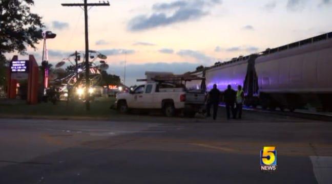 Sallisaw Man Killed By Train Saturday Night
