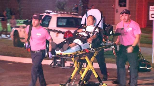 Witness Describes Bloody Scene At Tulsa Event Center Shooting