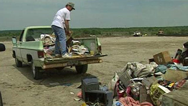 City of Tulsa To Host Free Landfill Days This Weekend