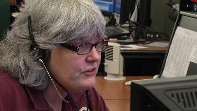 Oklahoma 911 Dispatcher Honored For Her Part In High-Profile Murder Arrest