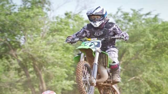 Coweta Teen Rides Again Months After Terrible Motocross Crash