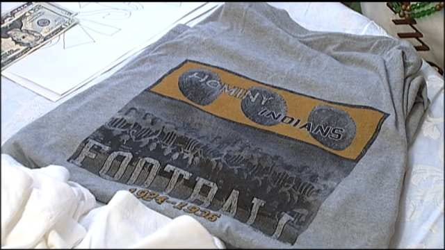 Film About Hominy Indians Football Team Gets Special Screening In Tulsa