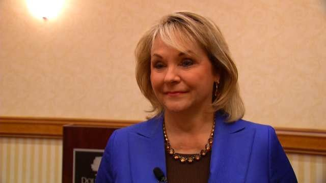Governor Fallin To Meet Tulsa Voters On Campaign Tour Thursday