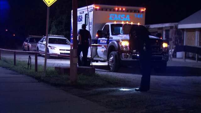 Tulsa Man Hit In Face During Armed Robbery In His RV
