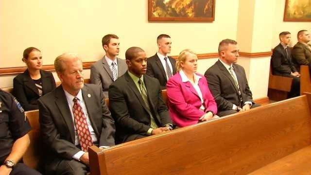 Tulsa Rookie Police Get Lesson In Court Procedure