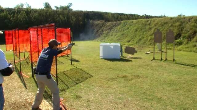 Tulsa Hosts National Handgun Shooting Championships