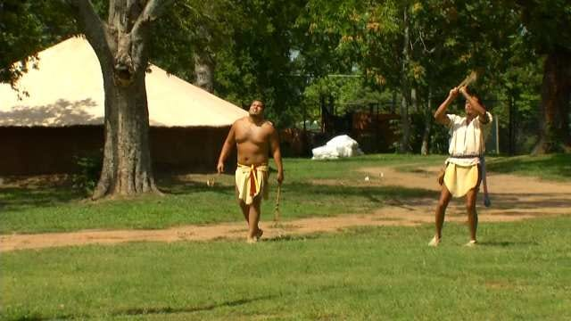 Ancient Cherokee Village Brings 18th Century Tribe To Life