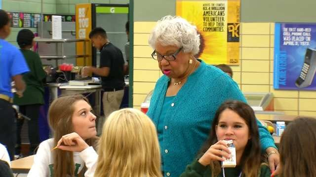 Food Bank Hopes To Spread Backpack Program To More Middle, High Schools