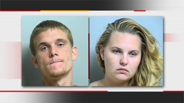 Pair Charged In Robbery, Shooting At Midtown Tulsa Gas Station