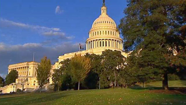 Shutdown Of Federal Government Continues