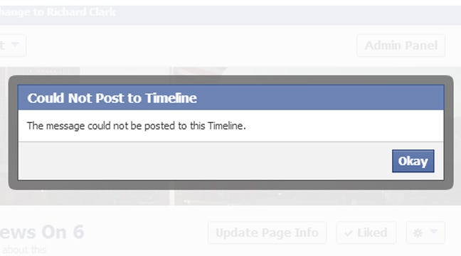 Facebook Outage Affects Oklahoma