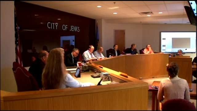 Jenks Firefighters Union Address Concerns With Chief At City Council Meeting