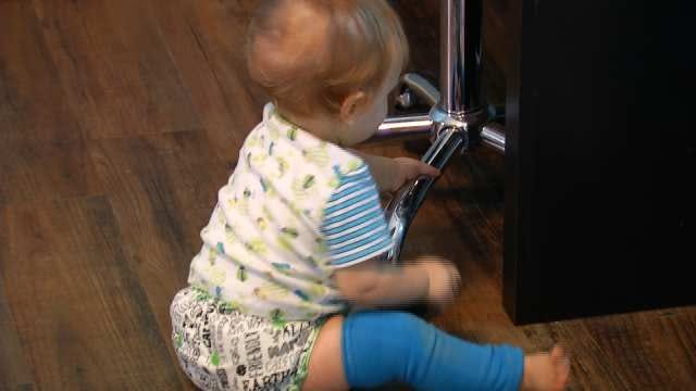 Mounds Mom Turns Cloth Diaper Idea Into Business, Charity