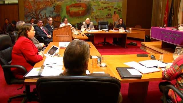 Osage Nation Congress Investigating Principal Chief