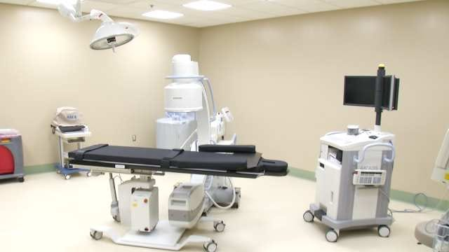 OU School Of Medicine Opens New Surgery Center In Midtown Tulsa