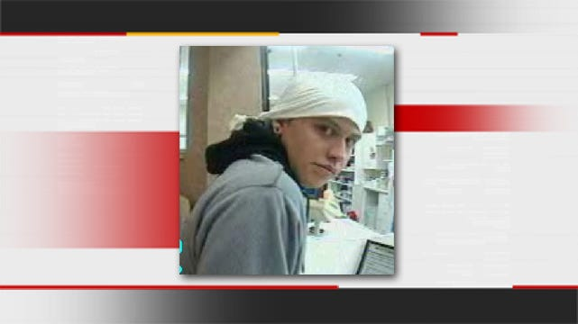 Police Look For Man Suspected Of Robbing Midtown Tulsa Walgreens