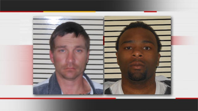 Wagoner County Escapees Sentenced To 25 More Years In Prison