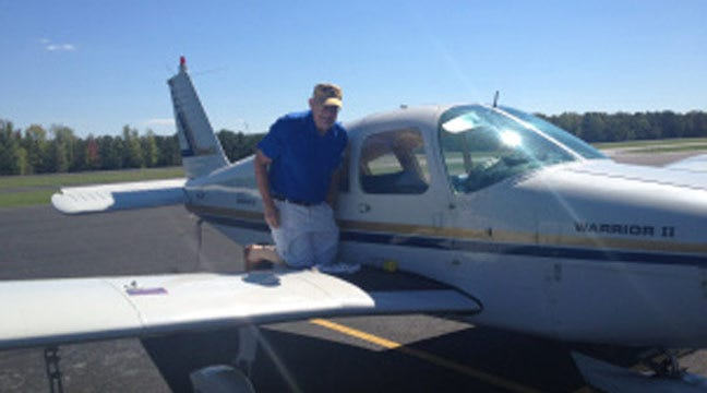 Crews Search For 71-Year-Old Missing Pilot In Eastern Oklahoma