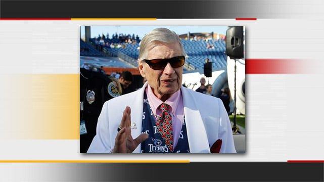 Oklahoma's Own Bud Adams Dies At 90
