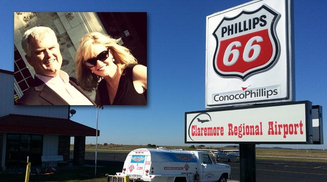 Pryor Business Owner And Wife Lost When Plane Crashes In Arkansas