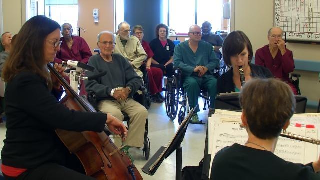 New Tulsa Symphony Tour Soothes Souls At Muskogee VA Center