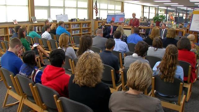 Tulsa Memorial High Celebrates New Comprehensive AP Program