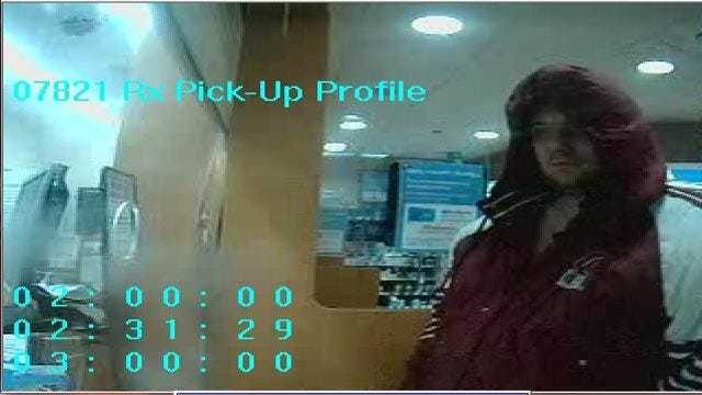 Broken Arrow Police Need Help Identifying Robbery Suspect