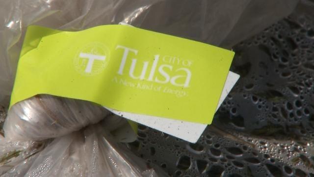 Tulsa City Council Discusses How To Fix Green Waste Predicament