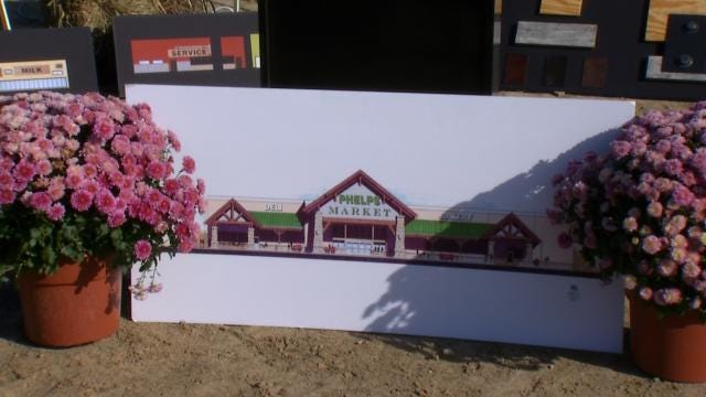 New Grocery Store Planned In Mannford A Sign Of Growth After Devastation