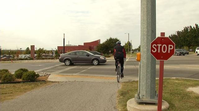Runners, Cyclists Looking Forward To River Trails Expansion