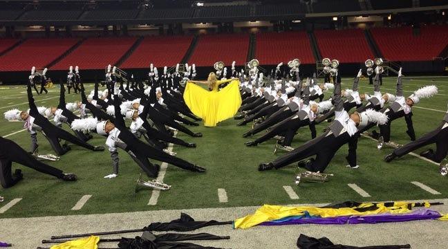 Champions: Pride Of Broken Arrow Returns From Atlanta