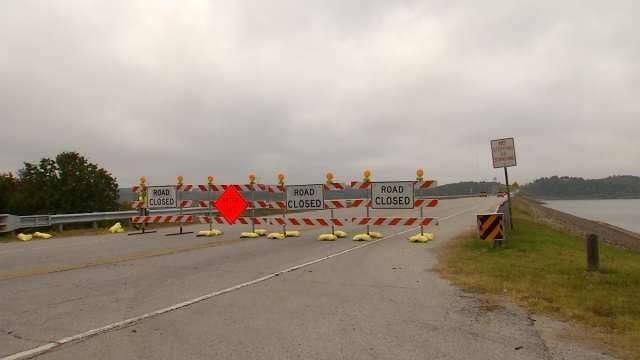 Highway 151 Over Keystone Dam Closed For Repairs