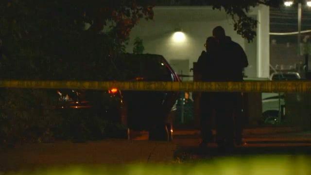 Tulsa Police Make Arrest In Murder In Motel Parking Lot