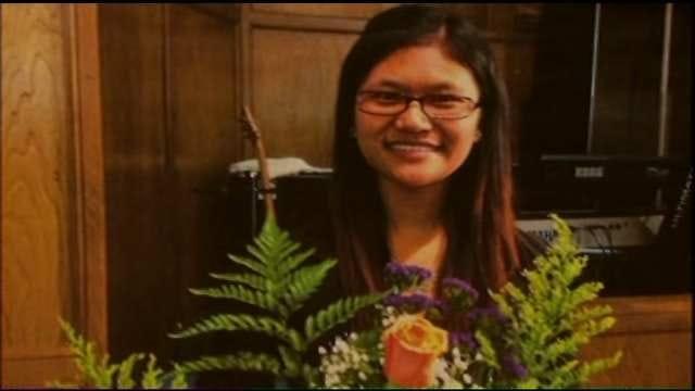 Tulsa Street Racing Wreck Victim,18, Dies Of Her Injuries