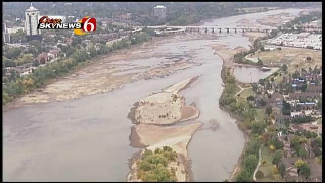 Tulsa River Development Hinging On One Key Thing: Water