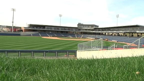 Drillers Named Organization Of The Year By Texas League